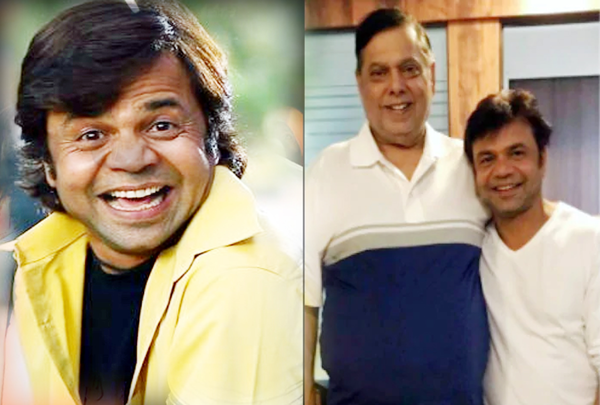 Actor Rajpal Yadav joins coolie no 1 remake directed by David Dhavan.