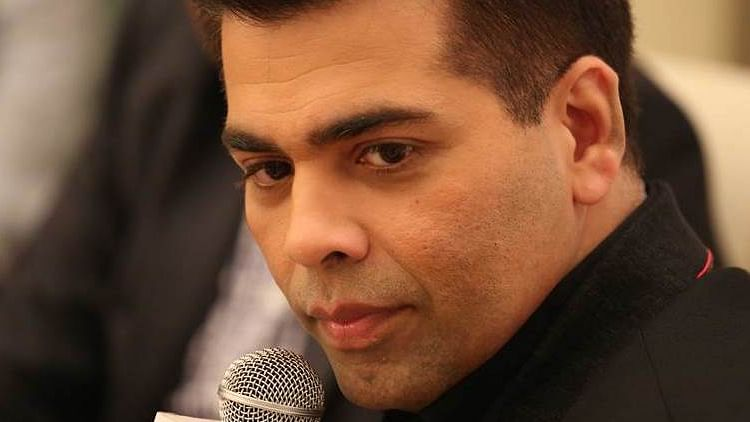 Karan Johar issues statement for clarification on alleged 'drug party'. celebs support him