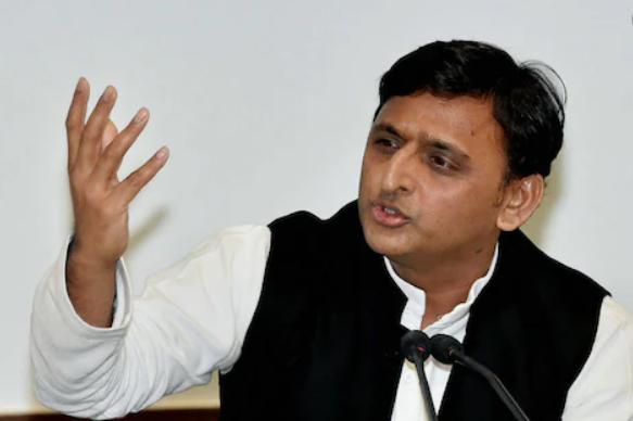 EX-CM SP Suremo Akhilesh yadav appealed to the youth of uttar pradesh
