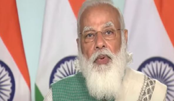 PM Modi addresses session on education, skill development for 'Atmanirbhar Bharat'