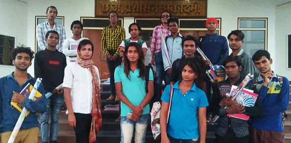 Chhattisgarh Police recruits 13 transgender people as constables for first time