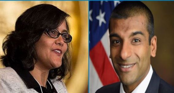 American president Appoints Two More Indian To Key Administration Positions