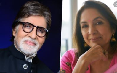 "Neena gupta to star opposite Amitabh in ""Goodbye"""