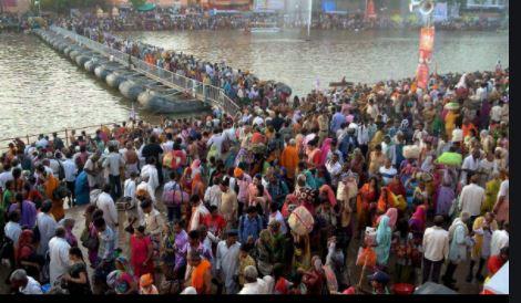 Kumbh mela in Haridwar as super-spreader of corona as millions gather for month-long festival