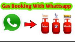 Now use your whatsapp for booking LPG cylinder-see details