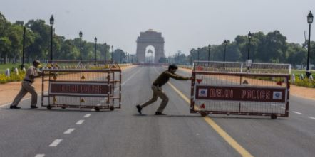 Night curfew imposed in Delhi, restrictions will remain from 10 am to 5 am