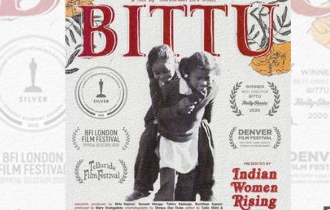 "Tahira Kashyap's short film ""Bittu"" in Top 10 for Oscars 2021"