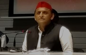 SP's national President Akhilesh Yadav's press conference begins-we welcome all new members who joined SP