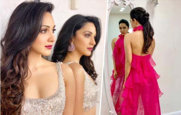 Pictures that will take you inside Kiara Advani's Indian wear wardrobe