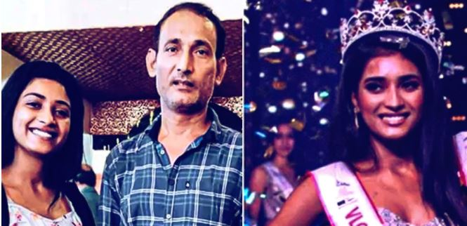 Inspirational  story of Manya Singh, Daughter Of A Rickshaw Driver, Crowned Miss India 2020 Runner-Up