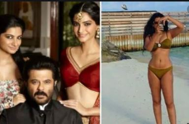 Rhea Kapoor the daughter of Anil kapoor shares throwback pic in bikini: 'I thought I was fat'