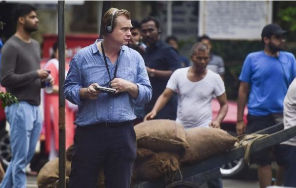 Hollywood filmmaker Christopher Nolan said he wants to come back and shoot again in India, and work with Indian actors.