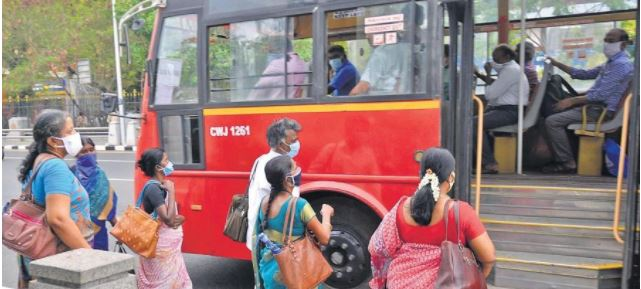 Free Bus Travel for Senior Citizens in Chennai from Today
