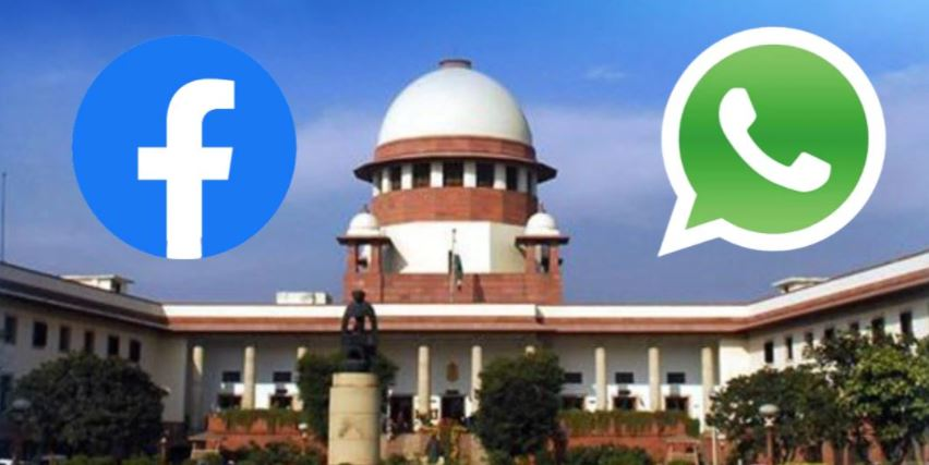 Supreme-Court notice to Centre, WhatsApp on plea over lower privacy standards for Indians users