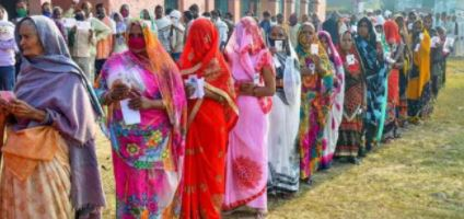 Polling begins for second phase of UP Panchayat elections amid Covid-19