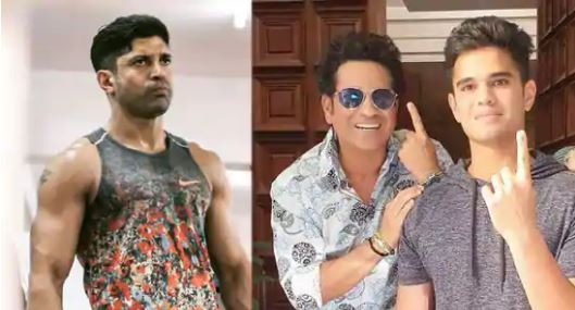 Farhan Akhtar on Arjun Tendulkar bring trolled for nepotism: 'Don't weigh him down before he's begun'
