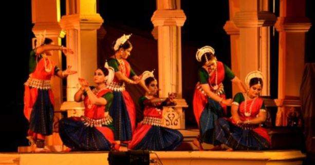 KHAJURAHO dance festival from tomorrow, to be held in temple complex after 44 years