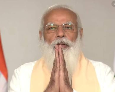 Prime minister Modi wishes whole country on the occasion of ram navami
