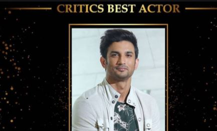 Late Sushant Singh Rajput honoured with Dadasaheb Phalke award for 'Critics Best Actor'