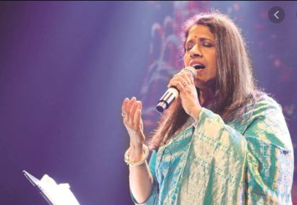 Happy Birthday to the melodious voice of india- Kavita Krishnamurti