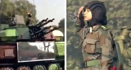 Republic Day 2021: Preeti Chowdhary only woman commander from Army this year