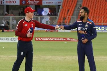 IND Vs ENG: England won the toss and elected to bowl, a change in Team India