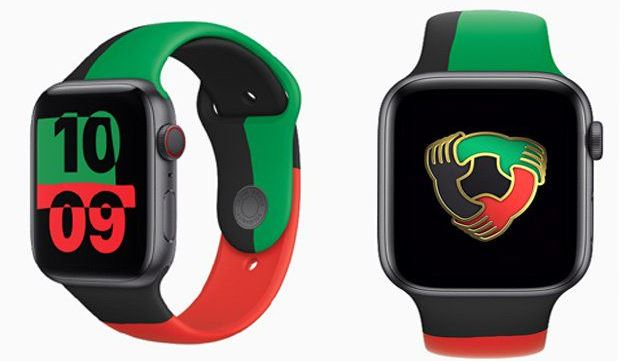 Apple launches limited edition 'Black Unity Collection' Apple Watch