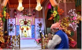 PM Modi and Vice President Naidu Pay Tribute to Saint Ravidas
