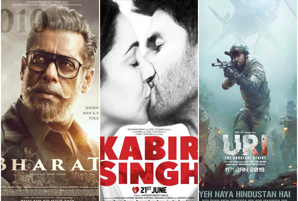 EXCLUSIVE Report :- Collection of Bollywood Box Office in 2018-2019