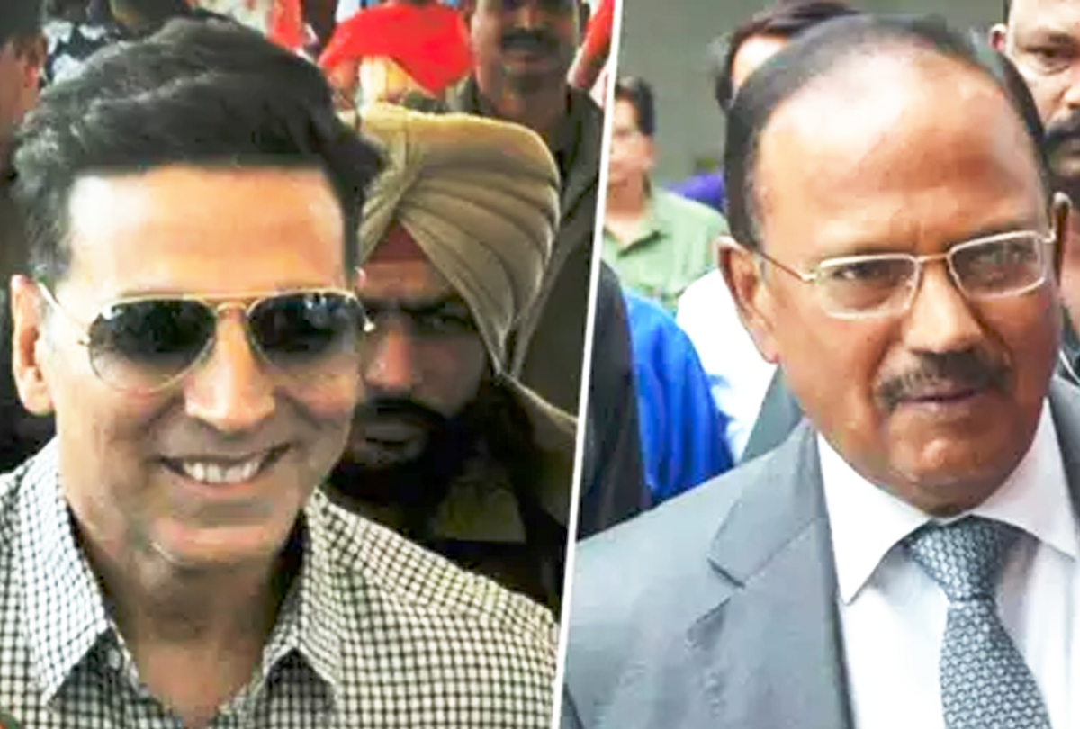 Akshay Kumar will Play National Security Advisor Ajit Doval In Neeraj Pandey's Next