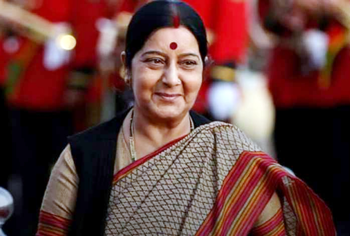 Sushma Swaraj Passed Away, Celebrities express their Emotions by tweets