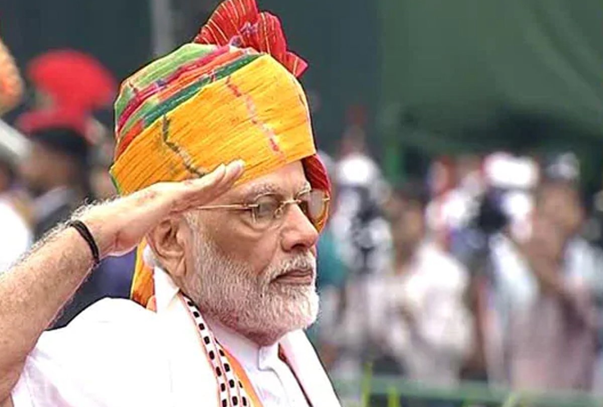 Independence Day: Modi announces Chief of Defence Staff post, Jal Jeevan Mission
