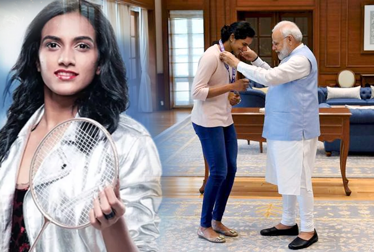 Sindhu meets Pm Modi, Carrie Lam not budging on protestor's demands, and more