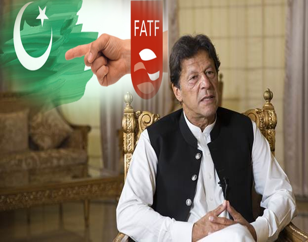 Pakistan Blacklisted by FATF's: After Failing to Act on Terror Funding