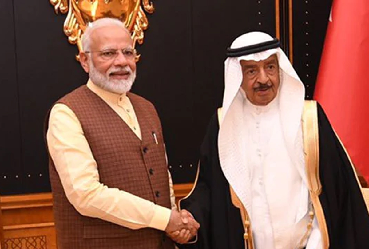 PM Modi launches $4.2 mn redevelopment project of Hindu temple in Bahrain