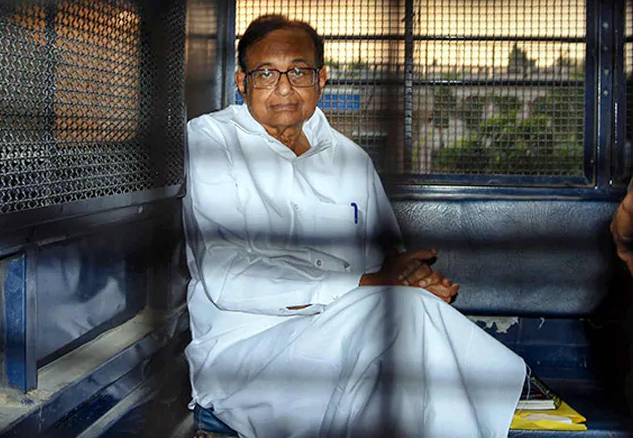 SC grants bail to P Chidambaram in INX Media money laundering case