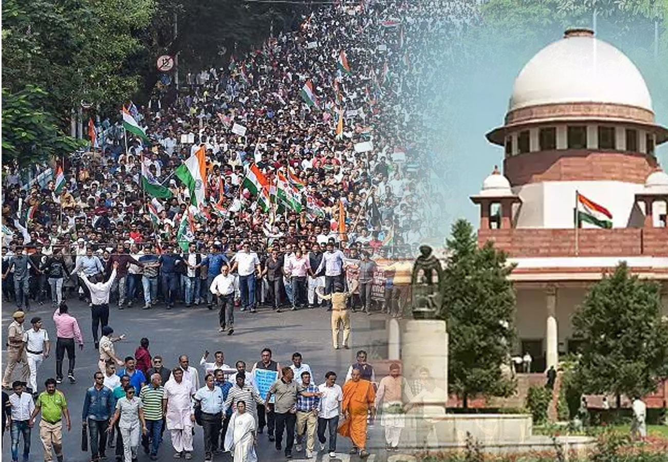 SC refuses stay on Citizenship Amendment Act, issues notice to Centre