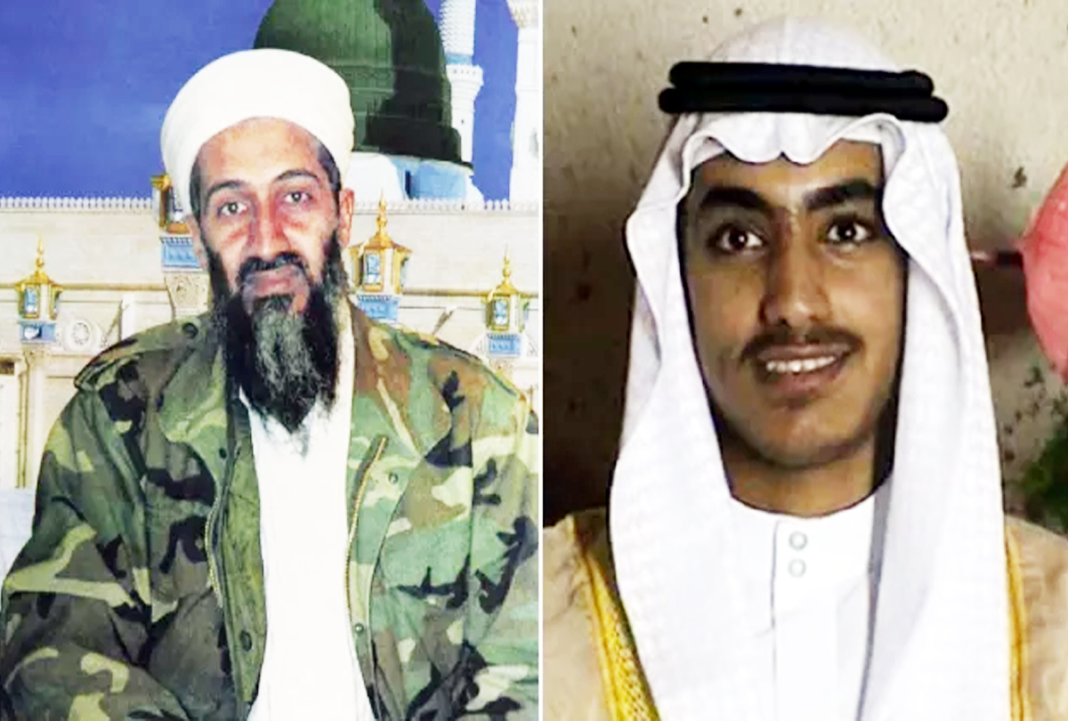 Hamza, the son of Osama bin Laden, is dead