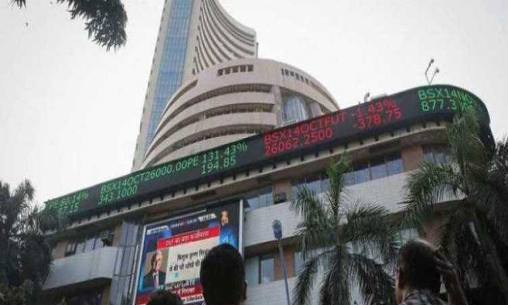 Budget Day:  Sensex reclaims 40,000 mark briefly