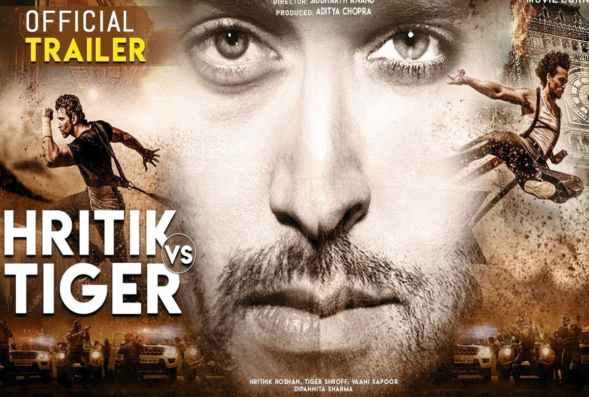 War, Teaser Release: Hrithik and Tiger Pack A double hit in this action extravaganza
