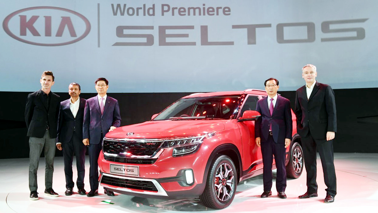 Kia Motors will start booking SUV Seltos today