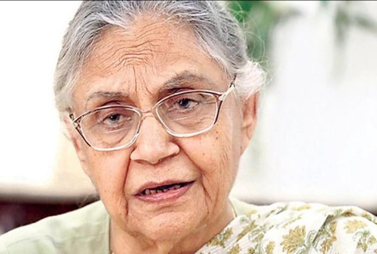 Congress leader Sheila Dikshit passes away at 81