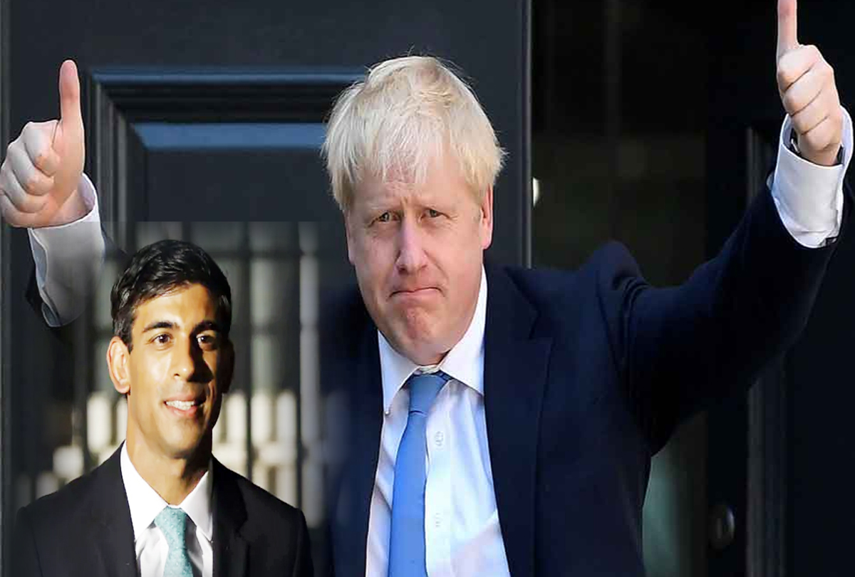 Boris Johnson's new Cabinet includes Infosys founder's son-in-law