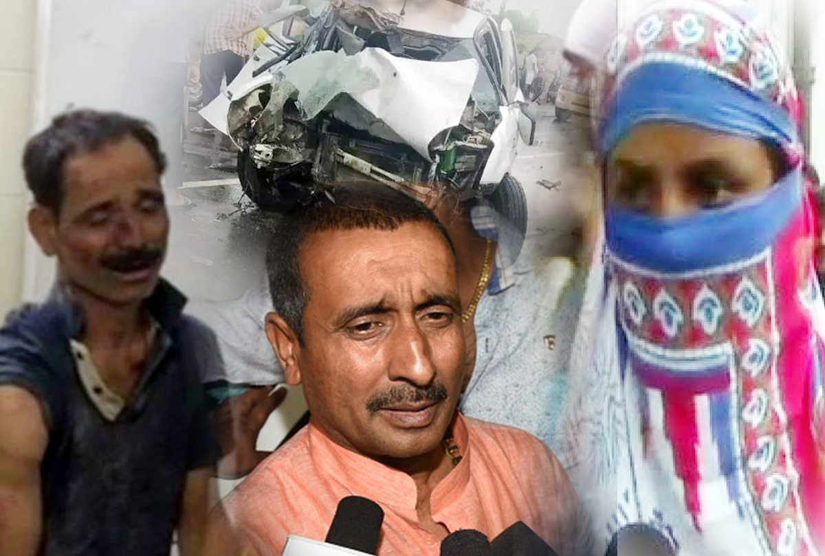Family of Unnao rape survivor claims accused MLA planned accident that killed her aunts