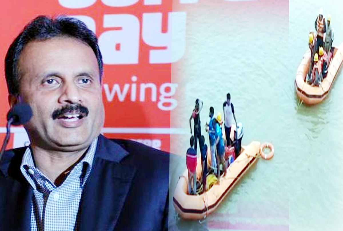 Cafe Coffee Day founder V.G. Siddhartha goes missing in Mangaluru on Monday evening