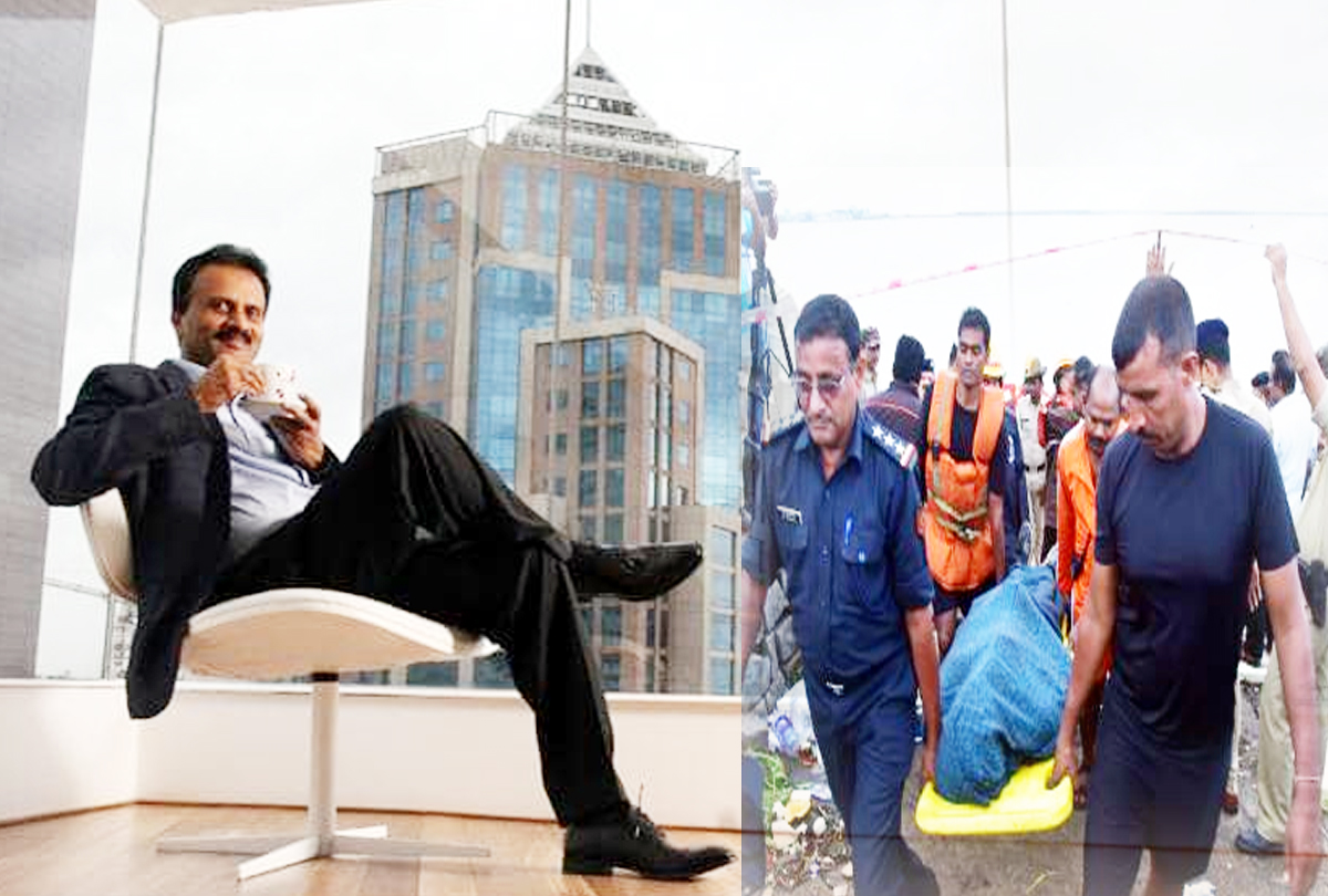 know the story of CCD owner VG Siddhartha's death unfolded in 36 hours
