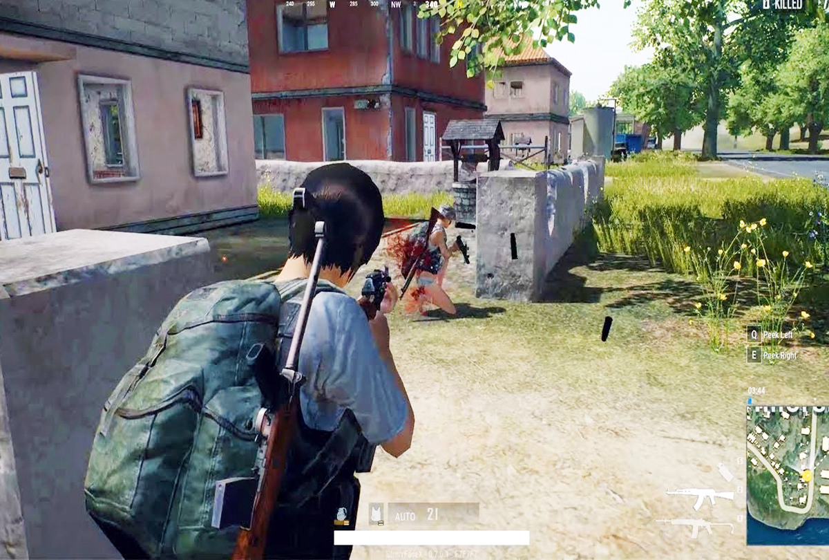 PUBG LITE : Now available to play in India for free