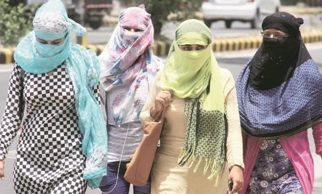 Weather in UP-Uttrakhand changed, UP facing heat storms