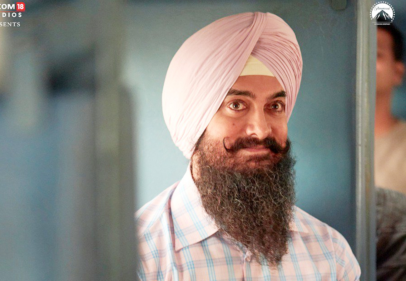 'Laal Singh Chaddha' first Look: Aamir Khan is all set to win hearts again