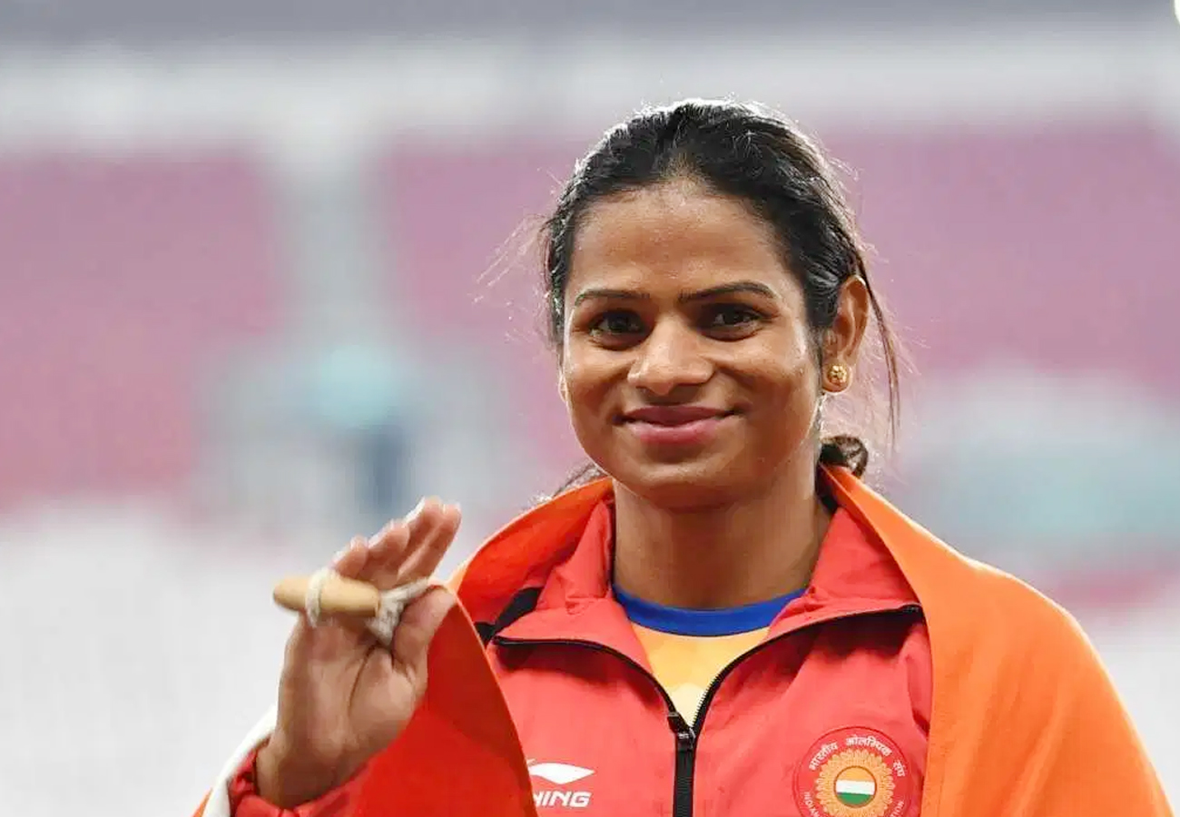 Great Honour For Dutee Chand As She Makes It To The List Of 100 Rising Stars In Time Magazine